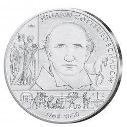 @ebay.de Topangebot: 10€ gegen 10€ – Gedenkmünze 2014 st Johann G. Schadow oder Konstanzer Konzil 2014 st