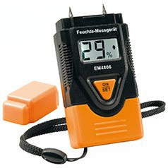 @ELV: Materialfeuchte Messgerät zum halben Preis 12,95€ statt 24,95€ (Idealo: vergl. Geräte ab 29€)