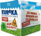 Eureka – Die komplette Serie (Blu-ray) @media-dealer für 39,79€ (idealo: 69,99 €)