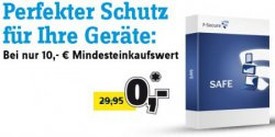 F – Secure Internet & Mobile kostenlos mit bestellen ab MBW 10€ @ Conrad
