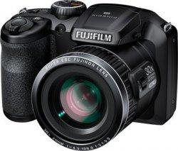 FUJIFILM FinePix S6600 Digitalkamera (16,2 MPix, 26x opt. Zoom) für 139,99 € (198,24 € Idealo) @Pixmania