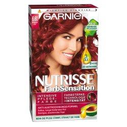 Garnier Nutrisse Haarfarbe gratis testen durch Cashback