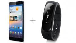 Gratis Huawei TalkBand B1 beim Kauf eines Huawei Mediapad X1 @Amazon