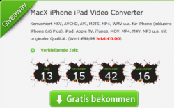 Gratis MacX iPhone Video Converter