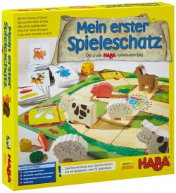 Haba 4278 – Mein erster Spieleschatz- Die große Spielesammlung für 19,19€ statt 26,80€ @amazon