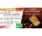 Halloween Special 2014  Klarmobil Super-Spar-Tarif 500MB Internetflat für 9,95€ mtl. @Logitel