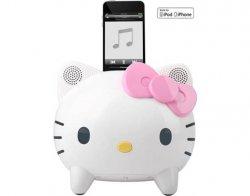 Hello Kitty iPod und iPhone Dockingstation KT1 für 9,29 € inkl. Versand (19,99 € Idealo) @Meinpaket