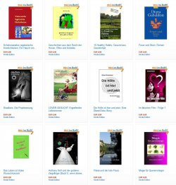 Heute 12 neue gratis eBooks. zB. Lover gesucht für kindle + Tolino – Bewertung 5,0 Sterne