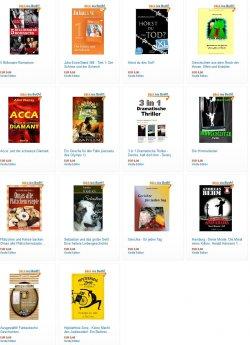 Heute 17 neue gratis eBooks. zB. Hipsterfreie Zone – Keine Macht den Jutebeuteln!  oder Plätzchenrezepte (nicht nur für Weihnachten)