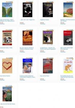 Hier 14  neue Gratis-eBooks. zB. Früchte des Verrats. Thriller  – 4,5 Sterne – Taschenbuch 13,80€