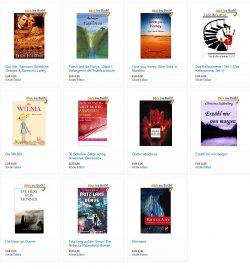 Hier die neuen gratis- eBooks. zB der Parallelwelt-Roman / Historical Sci-Fi  Fritz Lang auf der Venus – 5 Sterne – Printvarianten-Preis  9,99€