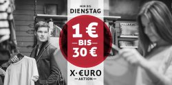 Hoodboyz: X Euro Aktion, T-Shirts schon für 4 Euro statt 28,80 Euro bei Idealo