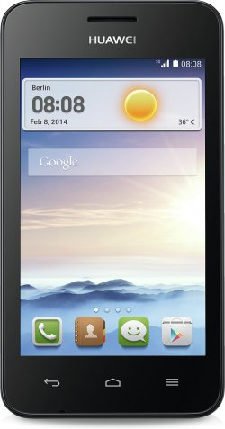 HUAWEI Ascend Y330 10,1 cm (4 Zoll) Android 4.2 Smartphone für 19€ ( 63,95 € Idealo) @Base