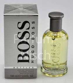 Hugo Boss Bottled Gratisprobe