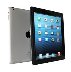 iPad 4 16GB Wi-Fi mit Retina-Display in schwarz oder weiß refurbished für € 299,00 zzgl. Versand @oneado.de