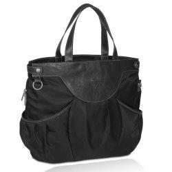 LÄSSIG Wickeltasche Glam City Bag Black für 34€ statt 71,93€ @Baby-Markt.de