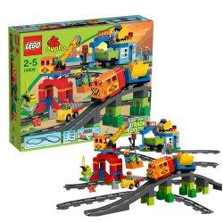 Lego Duplo – Eisenbahn Super Set (10508) für 79,99€ statt 91,04€ inkl. Versand @Amazon.de