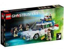 LEGO Ideas Ghostbusters Ecto-1 21108 für 42,23€ mit Gutschein [ab 49€ entfallen die Versandkosten] (idealo 52,98€) @galeria-kaufhof.de