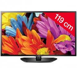 LG 47LN5400 47 Zoll (119 cm) LED Fernseher für 399,99 € (598,98 € Idealo) @Pixmania