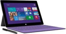 Microsoft Surface Pro 2 Tablet Wi-Fi 256 GB DA/FI/NO/SV + Type Cover 2 @cyberport für 599€ (idealo: 884,12€)