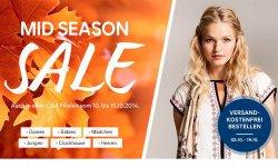 Midseason Sale bei C&A online – bis 70% Rabatt + Versandkostenfrei + 20% Gutschein