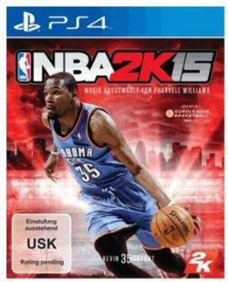 NBA 2K15 für PS 4 und Xobx One 29,00 € (51,99 € Idealo) @Saturn