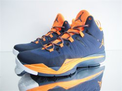 Nike Jordan Super.Fly 2 new slate/atomic orange/white @ballside für 89€ (idealo: 139,85€)