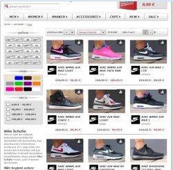 Nike Sneaker stark reduziert @ilovesneakers.de