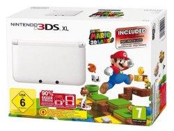 Nintendo 3DS XL weiss + Super Mario 3D Land für 178 € inkl. Versand [ idealo 302,95 € ] @ ebay