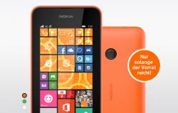 Nokia Lumia 530 mit simyo talk 200 für 4,90€ mtl. @Simyo