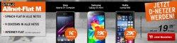 Otelo Allnet Flat M Aktion für 19,99€ mtl.z.b das Sony Xperia Z1 Compact etc. ab 1€ @handytick