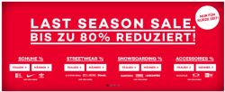 @planetsports: Last Season Sale bis 80% sparen + Gutscheincode über 15%