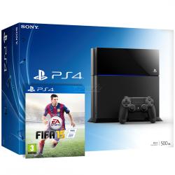 Playstation 4 500gb mit Fifa 15 für 339,30€ (idealo: 389€) @real.de oder im Markt