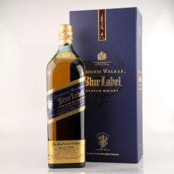 PREMIUM-WHISKY Johnnie Walker Blue (1L)  für 151,91€ statt  205,85 € oder Probiergröße für 33,15€ statt 46,90€ @Gourmondo