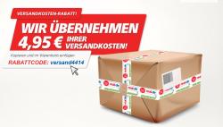 real Versandkosten Gutschein Wert 4,95 € gültig bis 31.10.2014