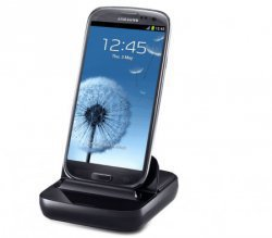 Samsung Docking Station mit Ladefunktion für Galaxy-Modelle für 4,99€ (idealo: 16,90€) @smartkauf.de und @Base.de