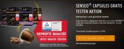 Senseo Capsules gratis testen – mit Cashback 2,99€ sparen