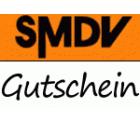 @SMDV.de bietet 6,66 € Gutschein ab 50 € Bestellwert + VSK frei ab 25€ Bestellwert