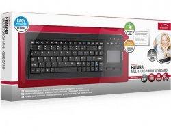 Speedlink FUTURA Multitouch Mini Keyboard, Demoware, 12 Monate Gewähleistunf, Android kompatibel @MeinPaket für 14,99 € (idealo: 23,90 €)