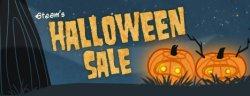 Steam Halloween Aktion bis zu 90 % Rabatt nur bis zum 03.11.2014