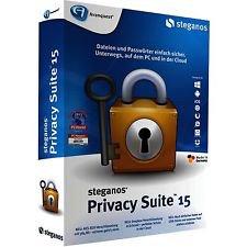 Steganos Privacy Suite 15 von Avanquest Deutschland GmbH gratis Serien Nummer (ca. 20€ gespart)