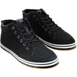 Sucker Grand High-Sneaker Schwarz für 17,90 € (44,80 € Idealo) @Hoodboyz