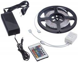 Techlight TXX3628 LED Stripe RGB-Set-5050 Multicolor 5 Meter inklusive Controller, Fernbedienung und Netzteil für 19,90 € (40,10 € Idealo) @Notebooksbilliger
