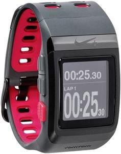 @technikdirekt: TomTom Nike Sportwatch GPS antrhazit/rot ohne Schuhsensor 99€ (Idealo 199€)