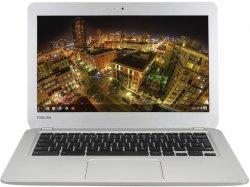 Toshiba Chromebook CB30-102 silber HD ChromeOS nur 222€ inkl. Versand (nächster Preis ab 240€) @cyberport.de