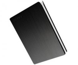 TOSHIBA STOR.SLIM 2.5 1 TB Festplatte für 57,00 € (67,90 € Idealo) @Saturn