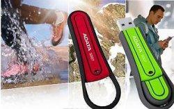 Wasserdichter AData USB-Stick 2,0 mit 256 GB für 28,99€ inkl. Versand @ ebay