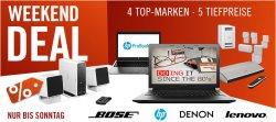 Weekend Deals @Cyberport – alle Angebote unter Idealo Best Preis