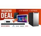 Weekend Deals @Cyberport – alle Angebote unter Idealo BestPreis! z.B. Denon RCD-N8WT Netzwerkreceiver für 279,00 € (379,00 € Idealo)