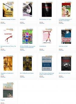 Weitere frische gratis-eBooks: zB. der Urban Fantasy Thriller -Last Days on Earth- 5 Sterne – Taschenbuch 12€